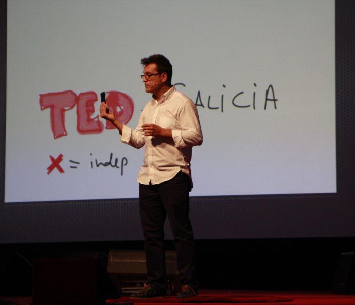 Manel Rives en TEDxGalicia 2015