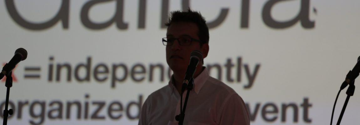 Desaprendiendo en el TEDxGalicia