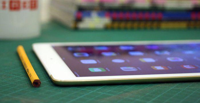 Del lápiz al iPad