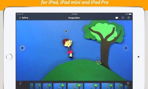 iStopMotion 3 for iPad