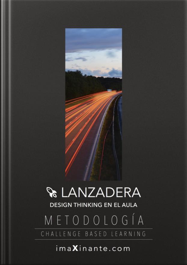 Lanzadera, libro el profesor. Carátula del libro