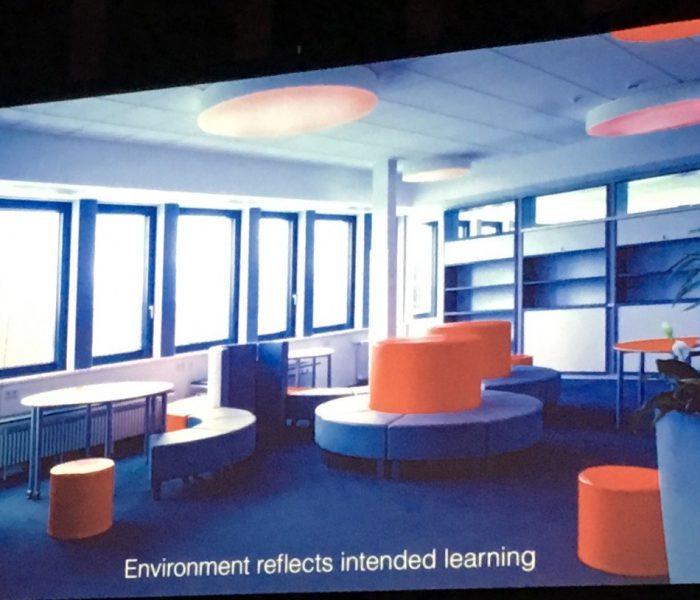 Design Thinking para cambiar la fisonomía del centro educativo