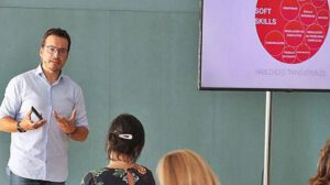 Manel Rives STEAM Soft Skills FaroEduca